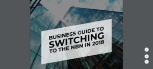 Switching to the NBN guide